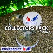Positronics Collectors Pack Indica Seeds