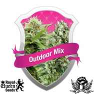 Royal Queen Seeds Outdoor Mix